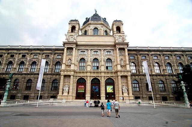 Vienna Natural History Museum 自然歷史博物館