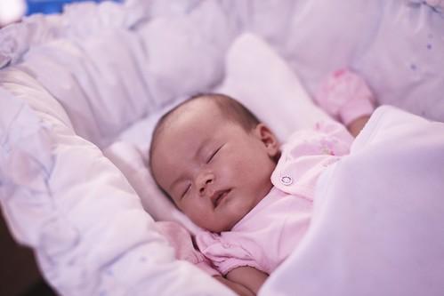 A Weekend A Photo - Jovia the newborn baby