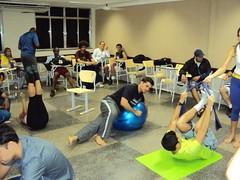 Mat Pilates na prática