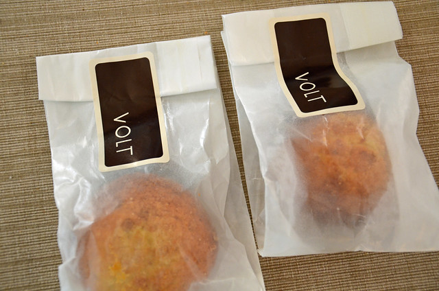 Breakfast muffins from VOLT