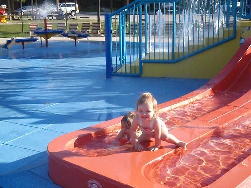 Splash Pad, Deerfield