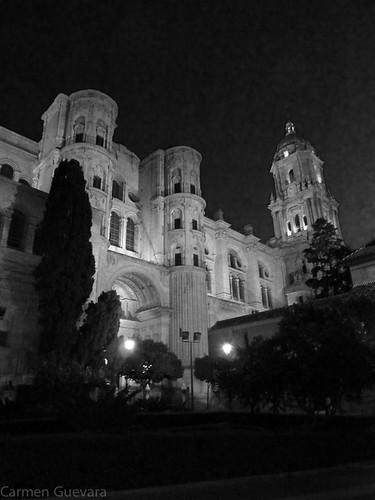 Malaga nocturna by *Elfy*