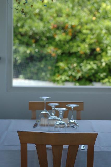 Ventotene, Il Giardino ristorante