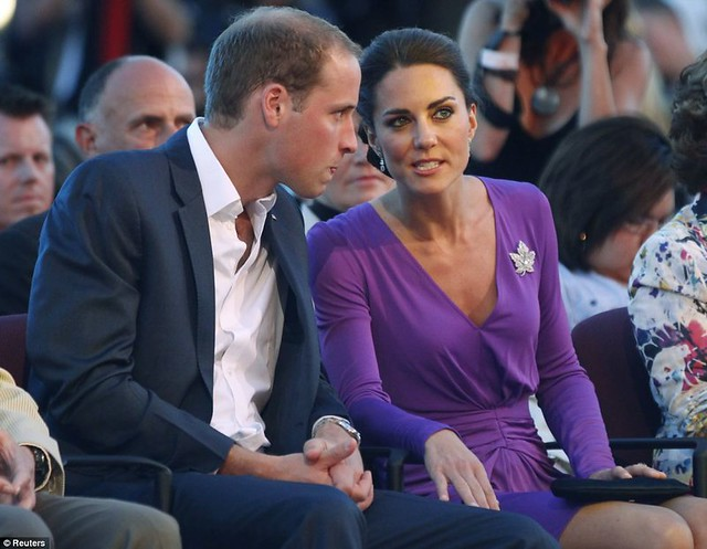 Purple princess Kate pulls off another fashion triumph as half a million turn out in Canada 3
