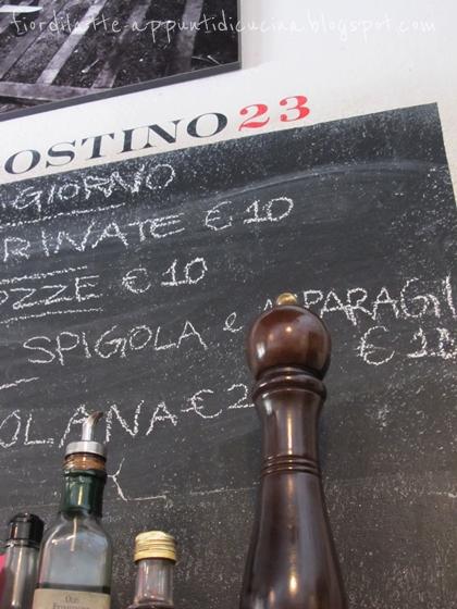 Trattoria Sant'Agostino