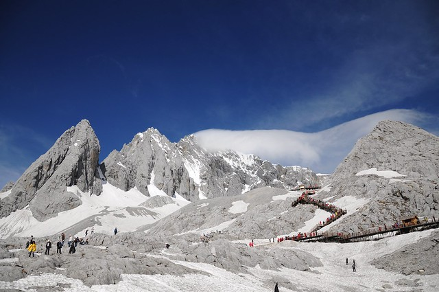 Yulong Jade Dragon Snow Mountain