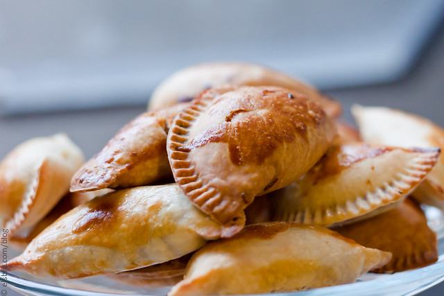 Dessert Empanadas