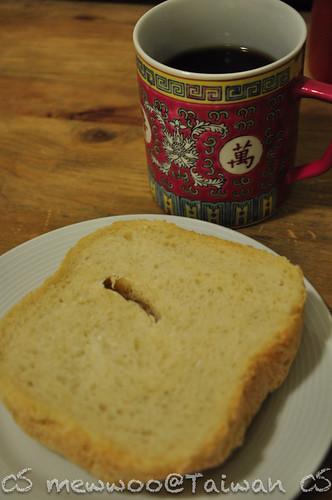 基本法國麵包