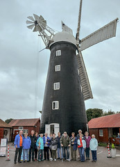 Holgate Windmill on tour - 1