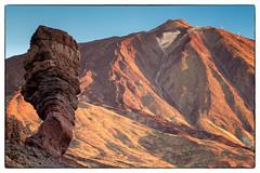 El Teide Sunrise (JamboEastbourne) Tags: el teide tenerife sunrise canary islands volcano