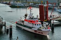 P2400872 (Lumixfan68) Tags: schiffe seenotrettungskreuzer sar search rescue berlin dgzrs kiel hafen hörn