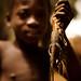 A young hunter, Burkina Faso