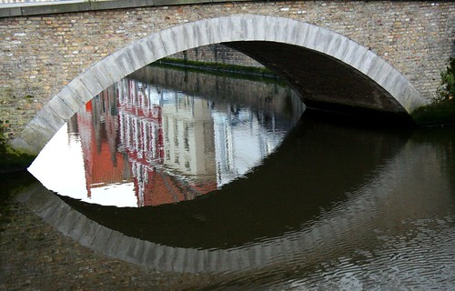 Bruges Reflection