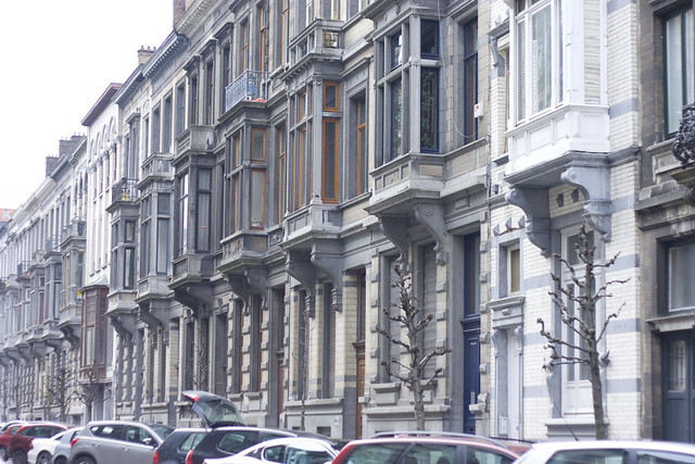 Architecture bruxelloise