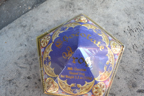 Wizarding World of Harry Potter, Universal Studios, Harry Potter, Chocolate Frog