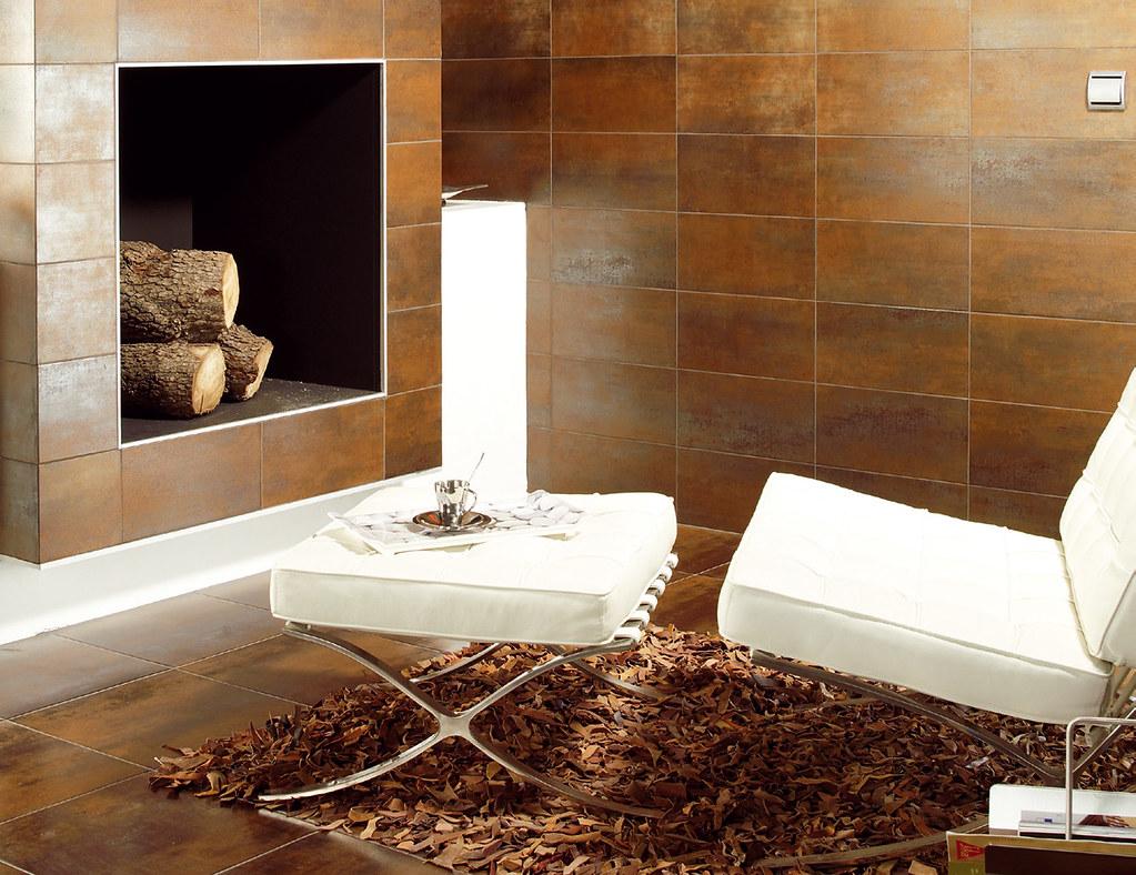 Living room Oxido caldera series
