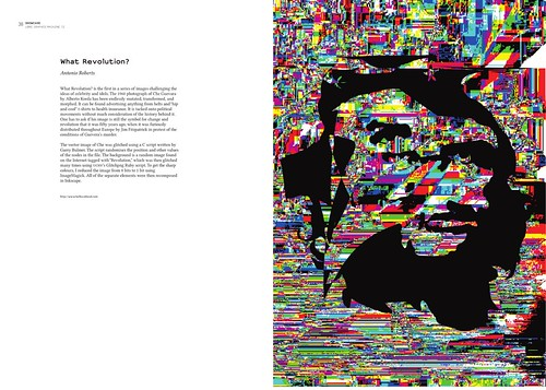 What Revolution? in Libre Graphics Magazine