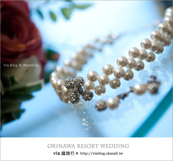 【沖繩旅遊】浪漫至極!Via的沖繩婚紗拍攝體驗全記錄!4