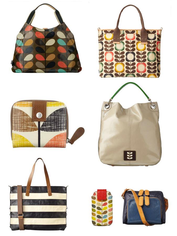 Orla Kiely Bags