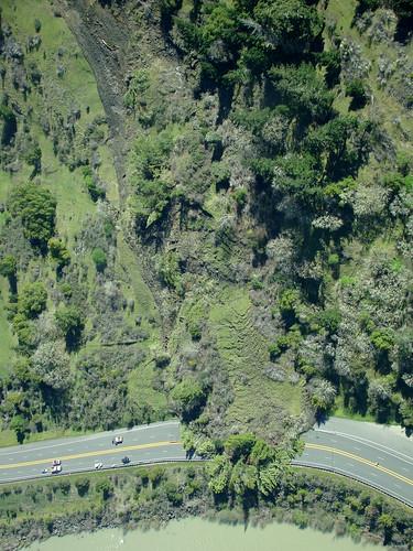 101 slide - aerial view