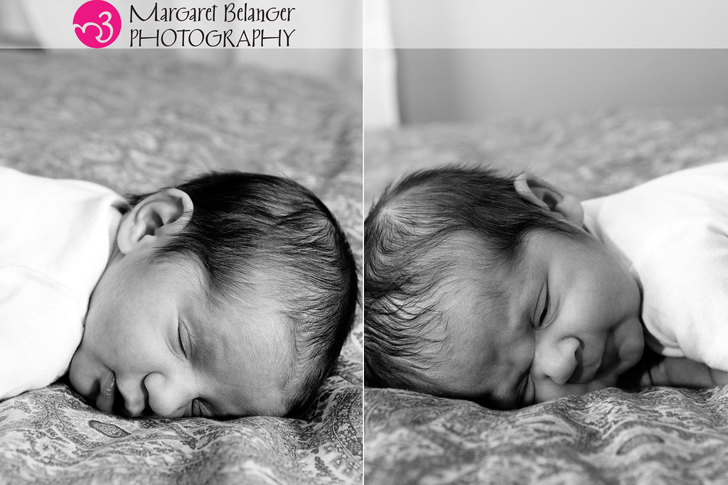 M & M, newborn session