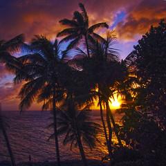 Kauai Sunset-1 (JimBoots) Tags: sunset