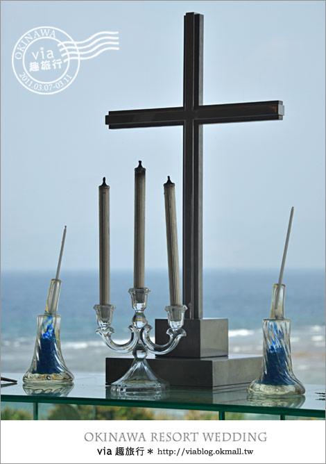 【沖繩教堂】沖繩美麗教堂之旅~Aquagrace、Aqualuce、Coralvita教堂13
