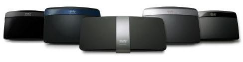 Cisco Linksys E series Wireless Routers and switches