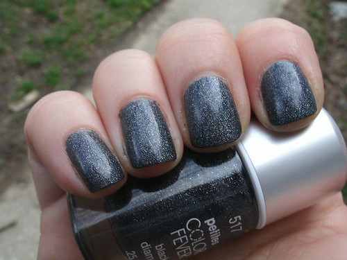 Petites Color Fever Black Diamond