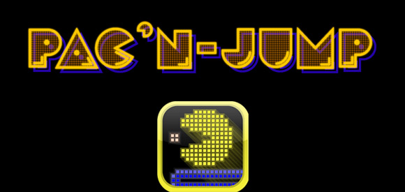 PAC'N-JUMP (iPhone, iPad) from Namco