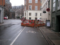 Roadworks Exception to the Rule