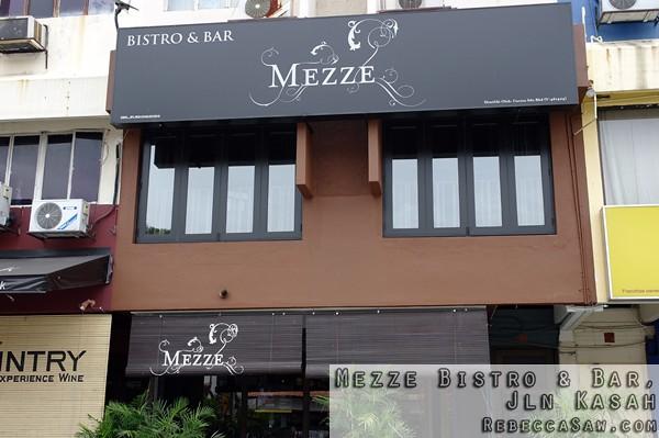 mezze bistro n bar jalan kasah