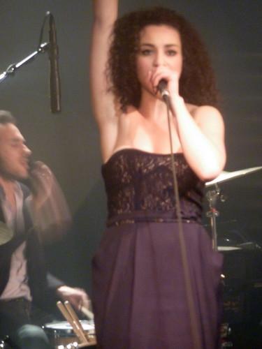 Camelia Jordana 02   - Le  Trianon -  Paris 2011