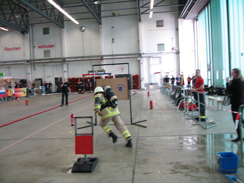 Indoor Firefighter Challenge