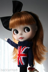 Someone is ready for BlytheCon UK
