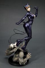 Figura DC Comics Catwoman Bishoujo (Acero y Magia) Tags: dccomics catwoman kotobukiya figura bishoujo