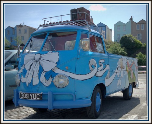 60 years of the hippy van post your vw camper van s here transport in the frame flickr. Black Bedroom Furniture Sets. Home Design Ideas