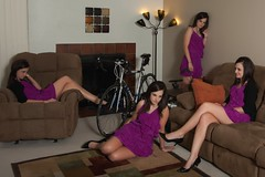Morgan Multiplicity (jball359) Tags: bike canon apartment littlerock multiplicity couch lamb rug arkansas morgan lowkey recliner xsi wirelessflash offcameraflash lglass 1740mmf4lusm shootthroughumbrella niksoftware 15challengeswinner 430exii imagenomics portraiture2 mygearandme cowboystudios pse9 photoshopelements9