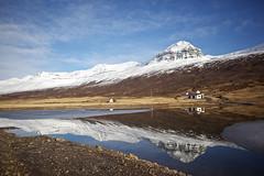 Ljósaland and Mt. Hoffell (*Jonina*) Tags: mountains reflection iceland spring pond vor ísland tjörn speglun fjöll fáskrúðsfjörður faskrudsfjordur hoffell ljósaland absolutelystunningscapes jónínaguðrúnóskarsdóttir