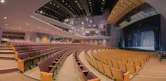 Civic Arts Plaza, Thousand Oaks, CA (Christian Dionne) Tags: california plaza usa nikon theater theatre performing arts center tokina civic hdr thousandoaks d90 nodalninja 1116mm