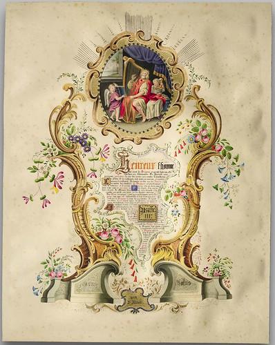 026- L'album du moyen-âge 1836- Jean Midolle