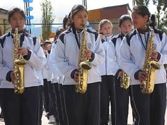 Visiting orchestra (GirlSportWorks) Tags: girls peru students cusco olympics olimpiadas teamsports santoni girlsportworks
