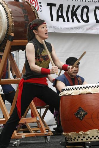 Taiko Dojo Drummer