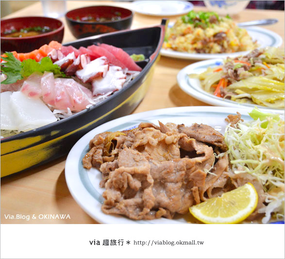【沖繩必買】跟via到沖繩國際通+牧志公設市場血拼、吃美食!21