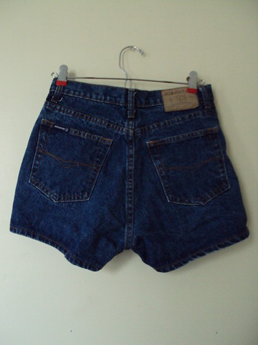 Jordache Denim Shorts (back)