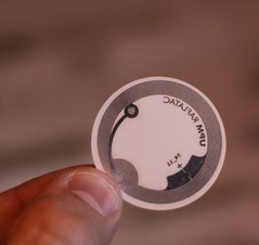 NFC Tag Programming with Google's Android Nexus S