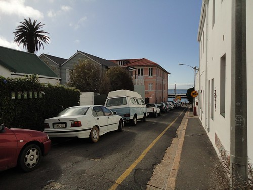 Kalk Bay street