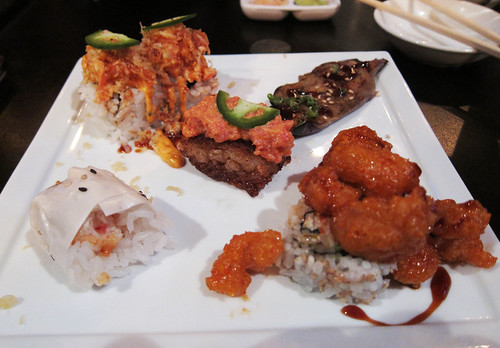 Japanese and Filipino-Inspired Japanese Dishes at Kazuyo