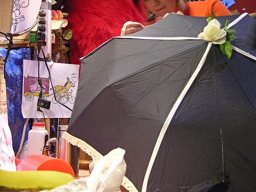 MayDay 2011 umbrella