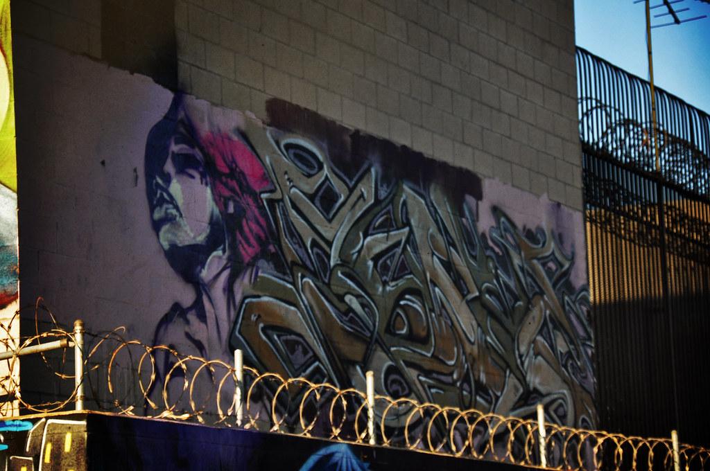 Street Art in California - Photography by MrPopper.com